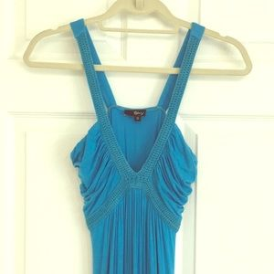 Sky brand maxi dress small